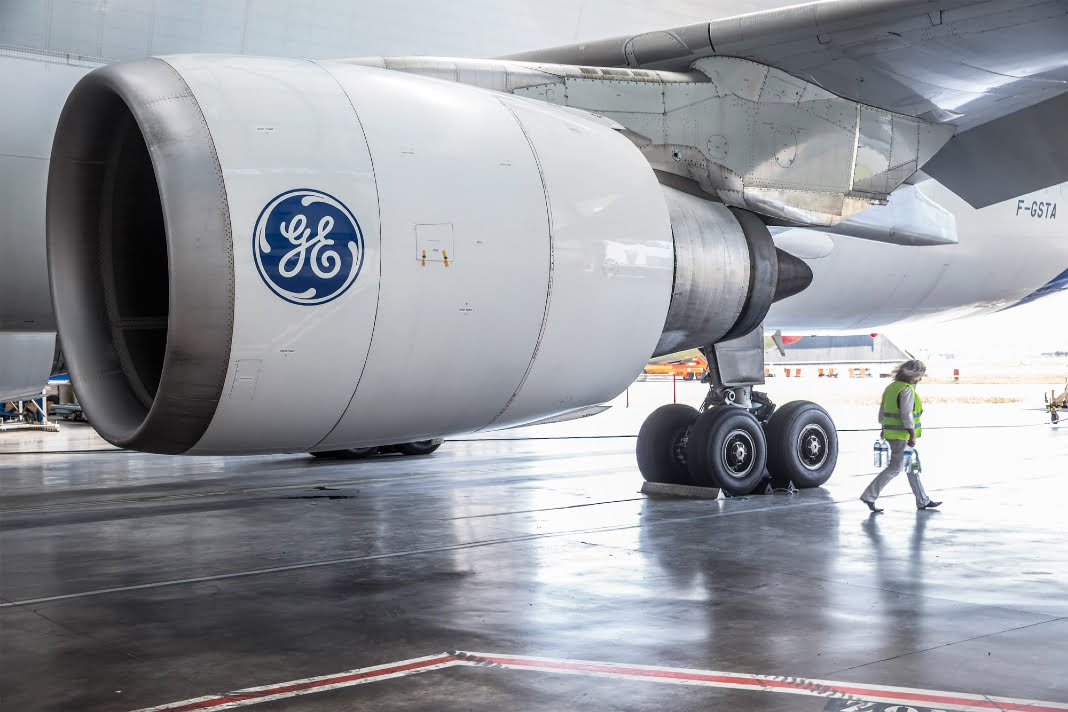 ge aviation coronavirus general electric